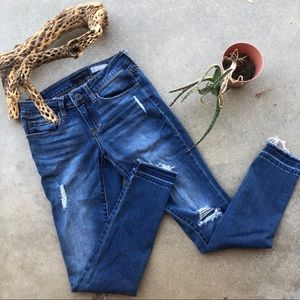 Aeropostale Ripped Jeans